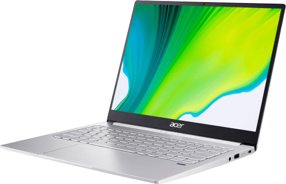 Silver Acer Swift 3 SF313-52G-71R2.3