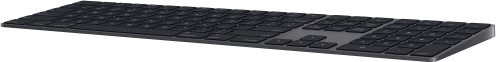 Space Grey Apple Magic Keyboard with Numeric Keypad.3