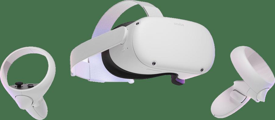 White Oculus Quest 2 256GB.3