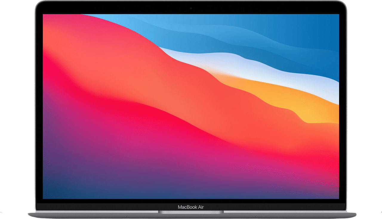 Silver Apple MacBook Air (Late 2020) Laptop - Apple M1 - 8GB - 512GB SSD - Apple Integrated 8-core GPU.1