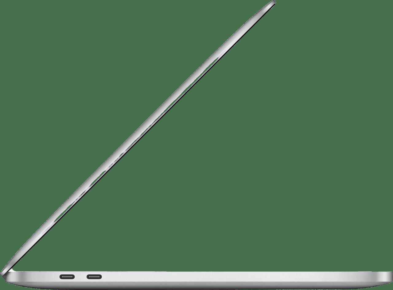 "Silver Apple 13"" MacBook Pro (Late 2020) Laptop - Apple M1 - 8GB - 256GB SSD - Apple Integrated 8-core GPU.4"