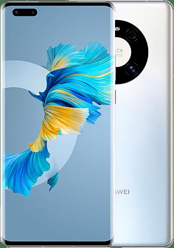 Silver Huawei Mate 40 Pro 256GB.1