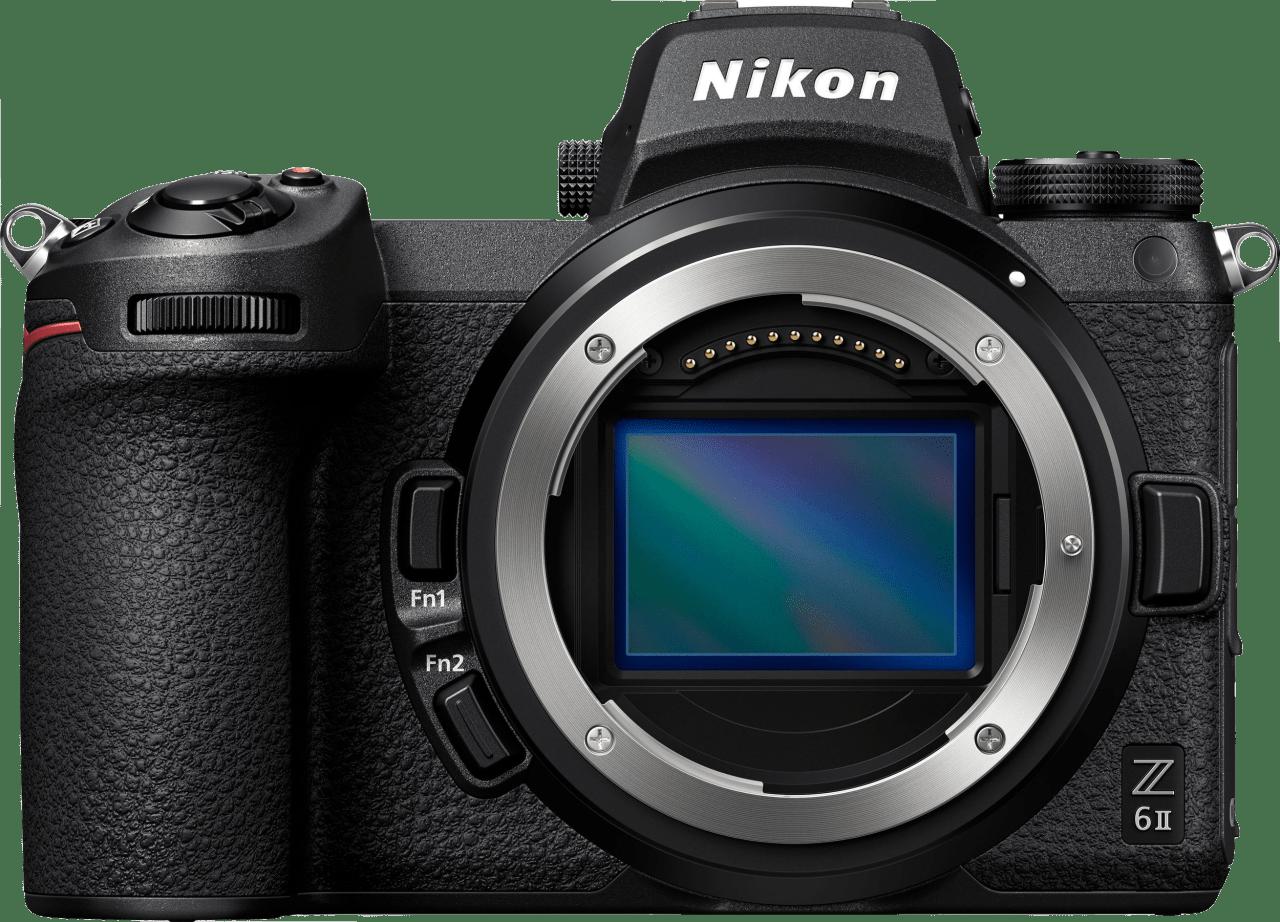 Black Nikon Z6 II (Body) System Camera.1