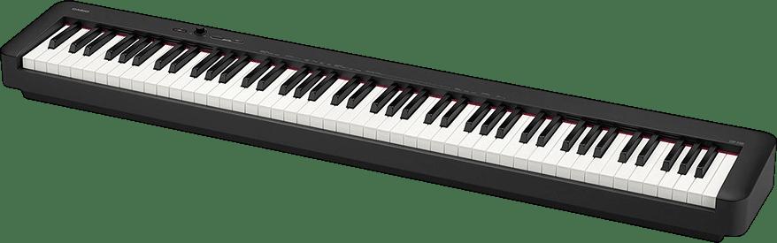 Schwarz Casio CDP-S100 Digital Piano.2