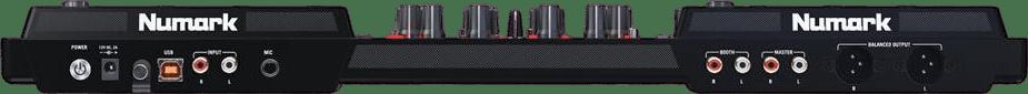 Black Numark NV II All in one DJ controller.2