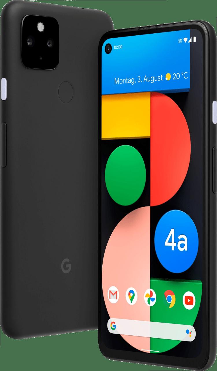 Just Black Google Pixel 4a 5G 128GB.1