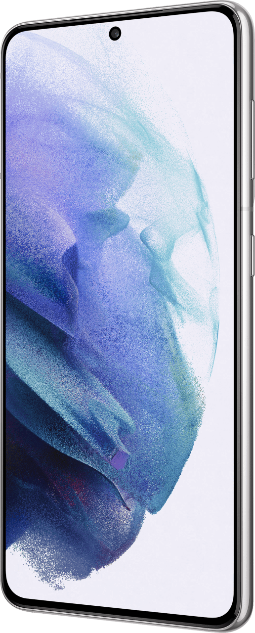 Phantom White Samsung Galaxy S21 128GB.1