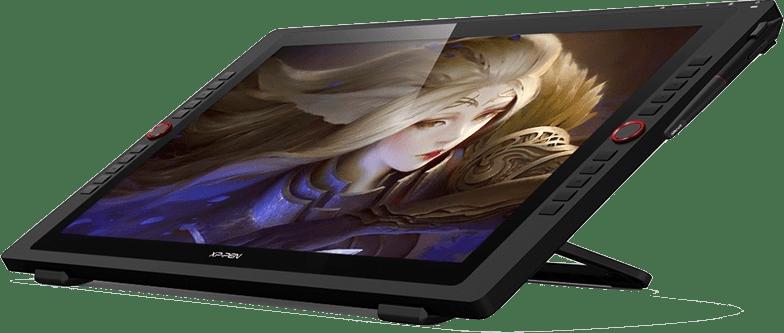 Black XP-PEN Artist 24 Pro Graphics Tablet.2