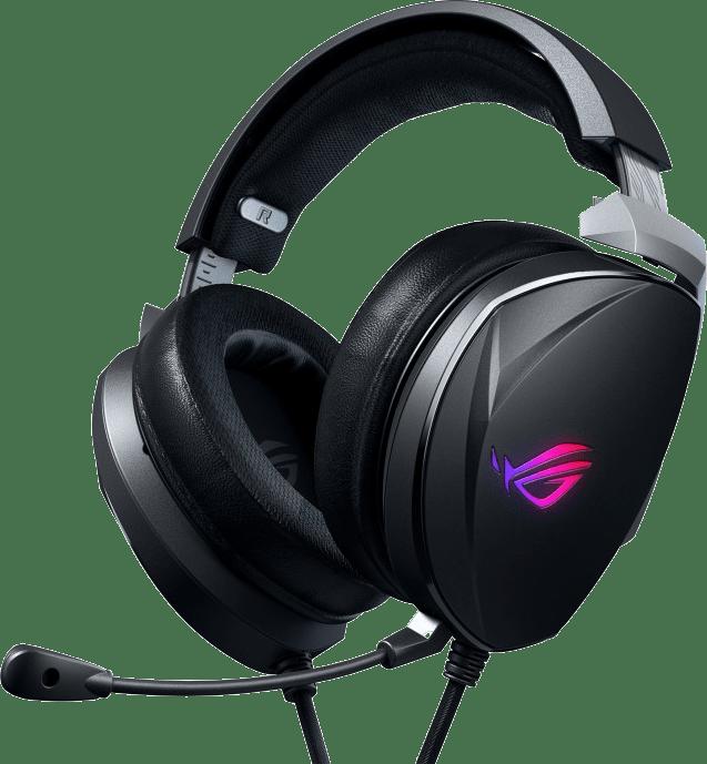 Schwarz Asus ROG Theta 7.1 Over-Ear-Gaming-Kopfhörer.1