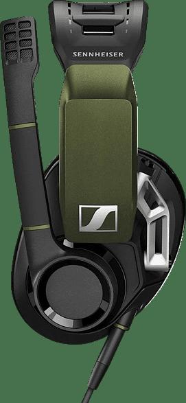 Black EPOS Sennheiser GSP 550 Over-ear Gaming Headphones.2