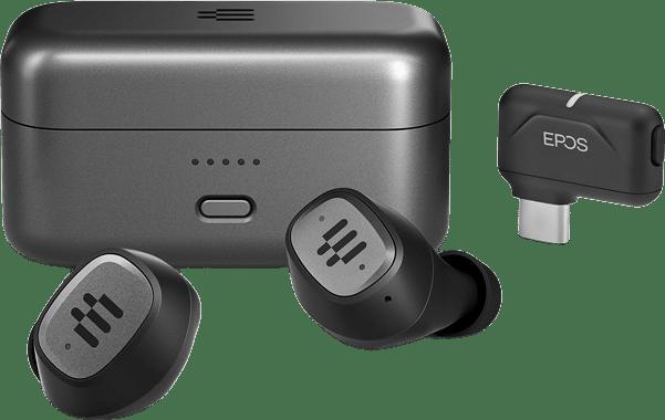 Schwarz EPOS Sennheiser GTW 270 Hybrid In-Ear Gaming-Kopfhörer.1
