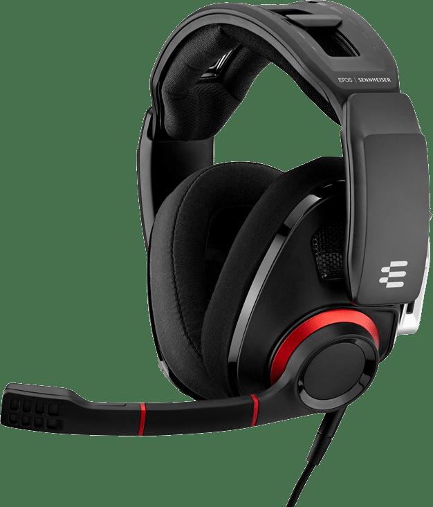 Black EPOS Sennheiser GSP 500 Over-ear Gaming Headphones.1