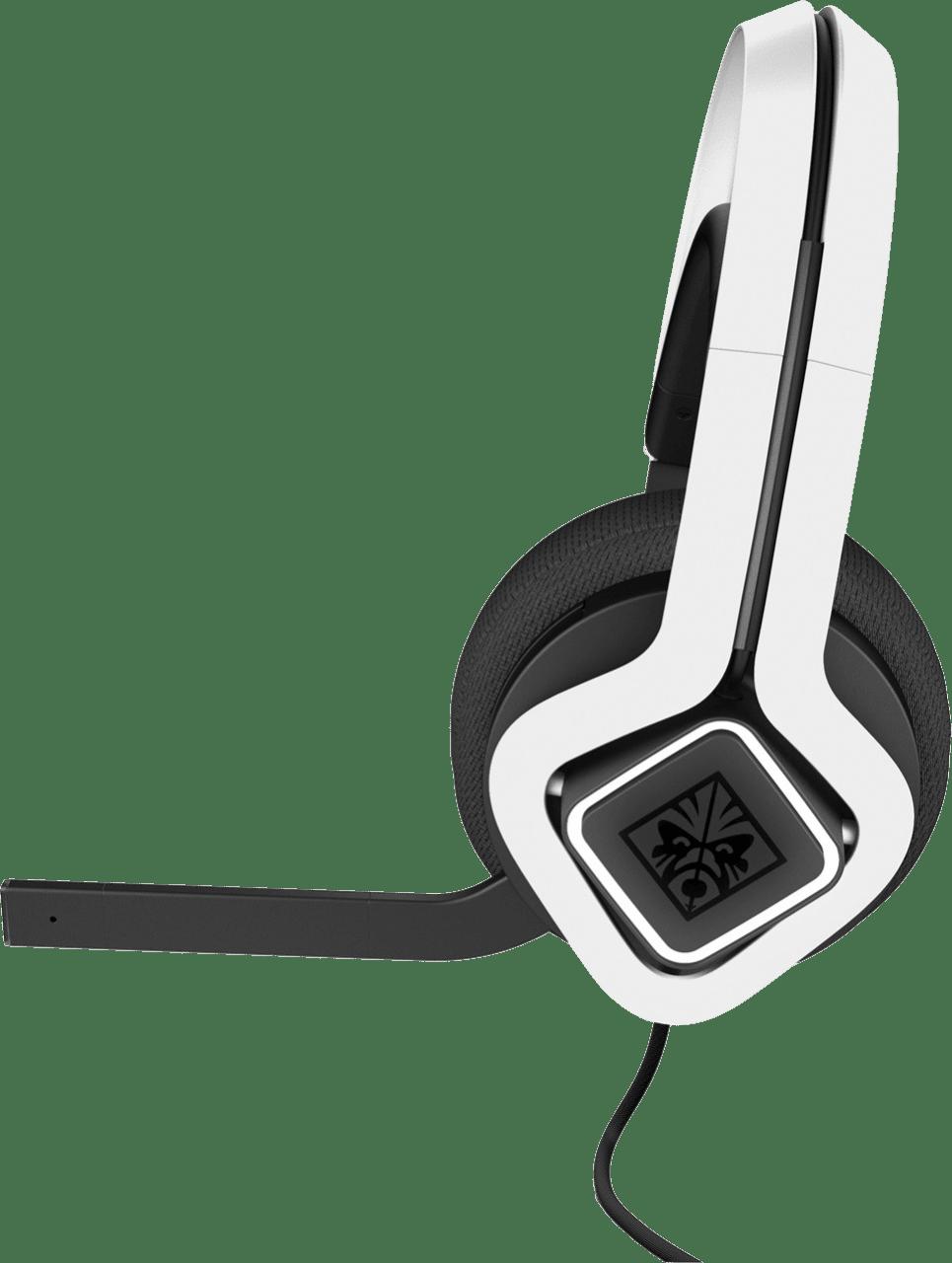 Weiß HP Omen Mindframe 2 Over-Ear-Gaming-Kopfhörer.4