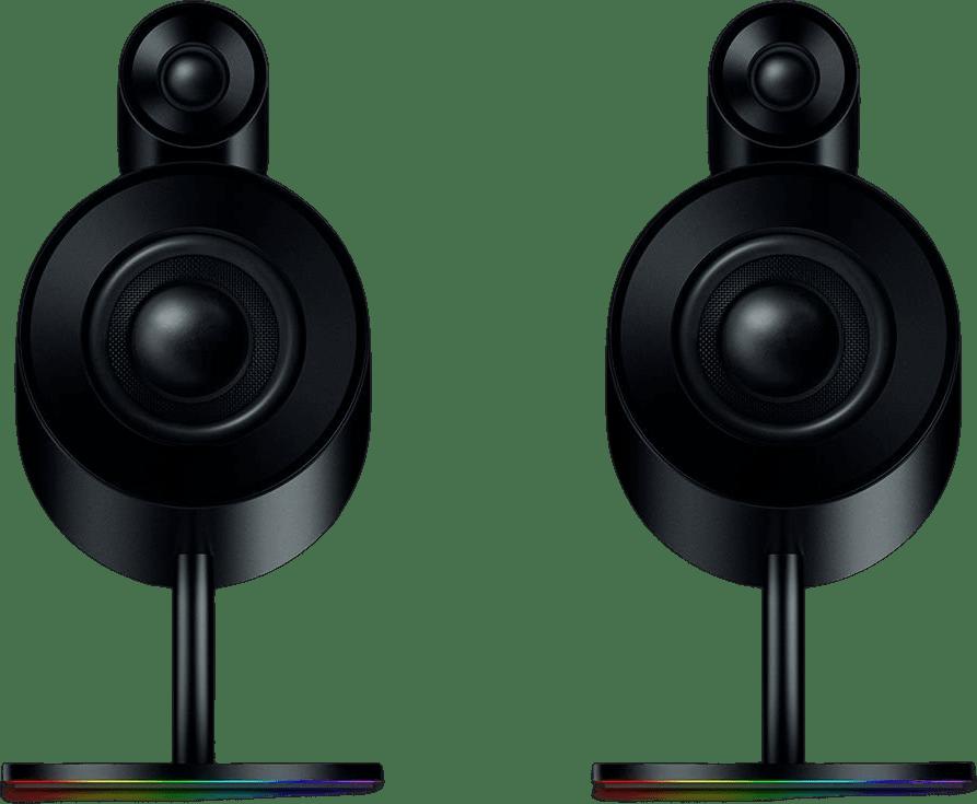 Negro Altavoces para juegos Razer Nommo Pro.3