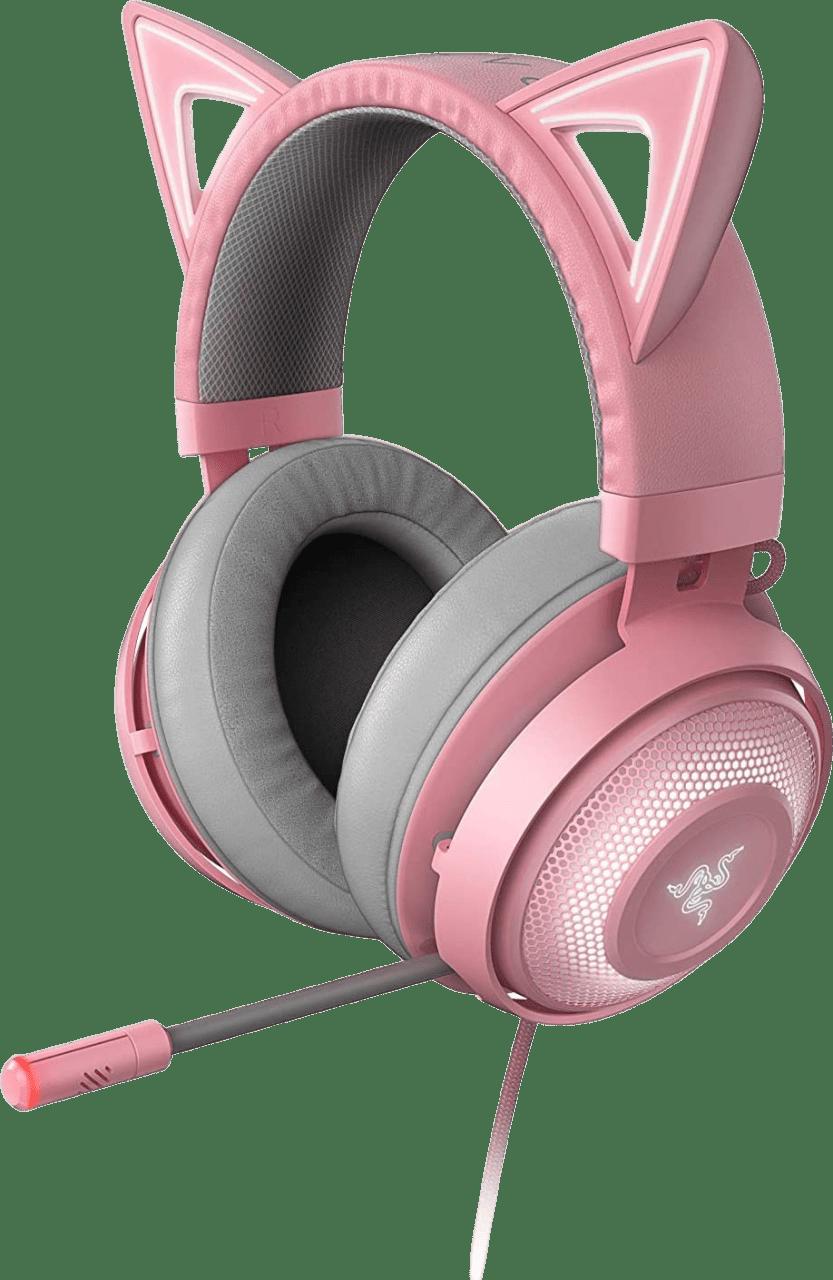Quartz Razer Kraken Kitty Edition Over-ear Gaming Headphones.2