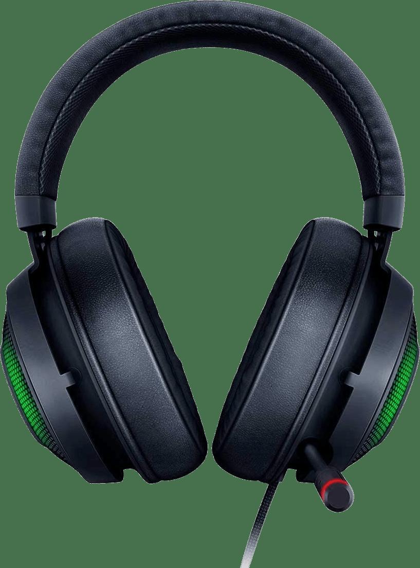Black Razer Kraken Ultimate Over-ear Gaming Headphones.2