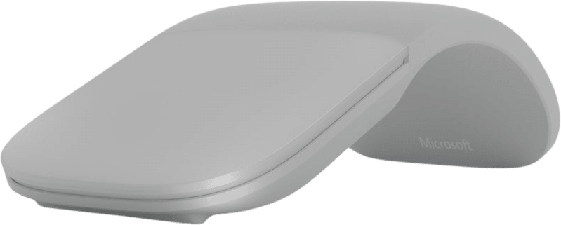 Platinum Microsoft Surface Arc Mouse.1