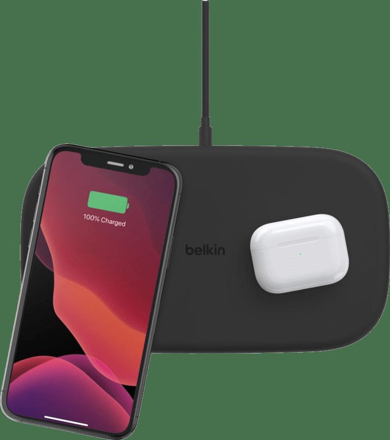 Schwarz Belkin TrueFreedom Pro Wireless Ladegerät .3