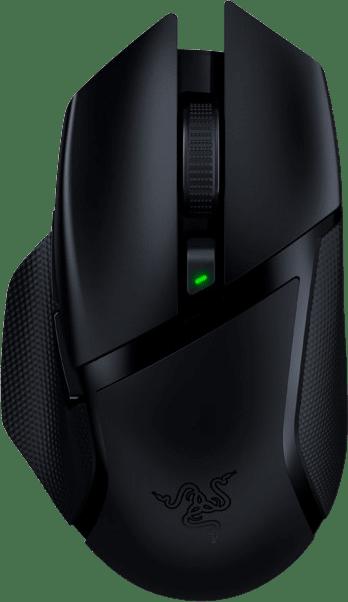 Black Razer Basilisk X HyperSpeed Mouse.1
