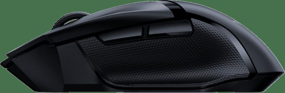 Black Razer Basilisk X HyperSpeed Mouse.2
