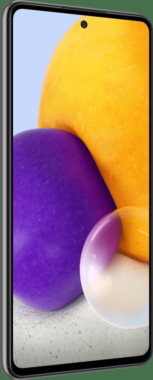 Schwarz Samsung Galaxy A72 128GB.1