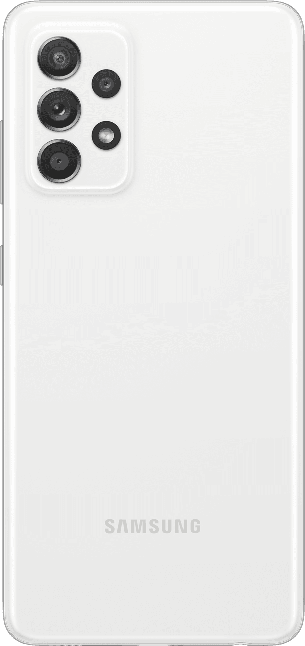 White Samsung Galaxy A52 4G 128GB.2