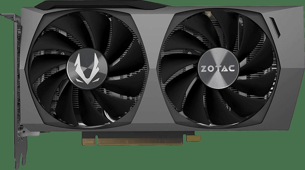 Schwarz ZOTAC GAMING GeForce RTX 3060 Twin Edge OC Grafikkarte.1