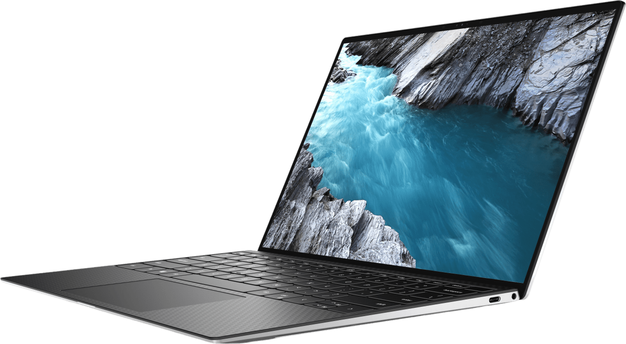 Silber Dell XPS 13 9310 Notebook - Intel® Core™ i7-1185G7 - 16GB - 512GB SSD - Intel® Iris® Xe Graphics.4