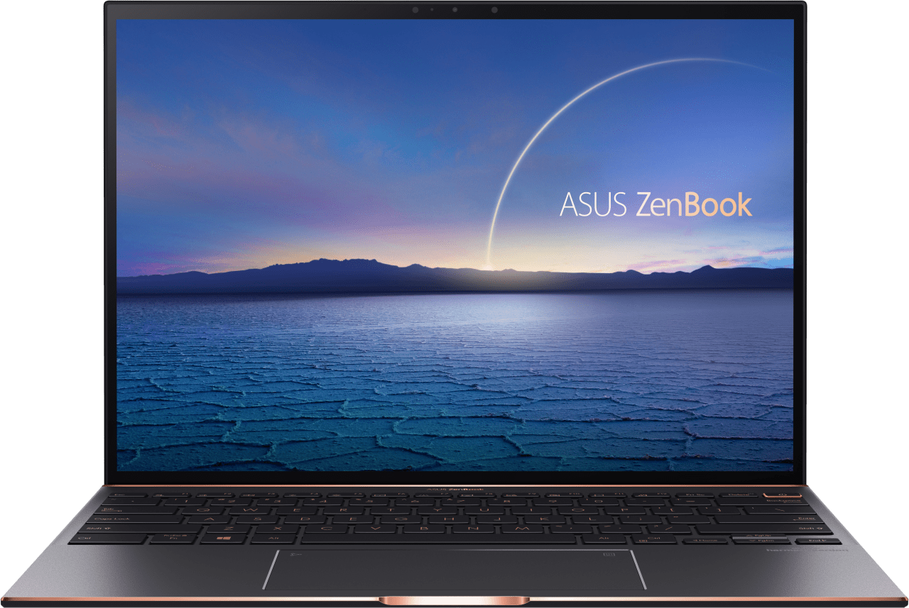 Jade Schwarz Asus ZenBook S Notebook - Intel® Core™ i7-1165G7 - 16GB - 1TB SSD - Intel® Iris® Xe Graphics.1