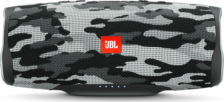 White camouflage JBL Charge 4.1