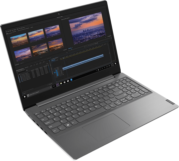 Iron Grey Lenovo V15-IIL Notebook - Intel® Core™ i5-1035G1 - 8GB - 256GB SSD - Intel® UHD Graphics.3