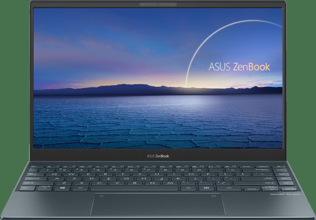Pine Grey Asus ZenBook 13 UX325EA-KG229R Laptop - Intel® Core™ i7-1165G7 - 16GB - 512GB SSD - Intel® Iris® Xe Graphics.1