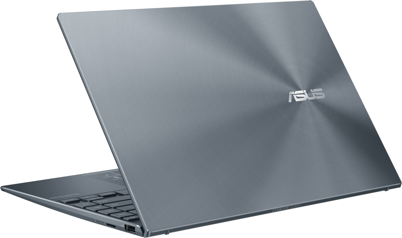 Pine Grau Asus Zenbook 13 UM325UA-KG004R Notebook - AMD Ryzen™ 5 5500U - 16GB - 512GB SSD - AMD Radeon™ Graphics.3