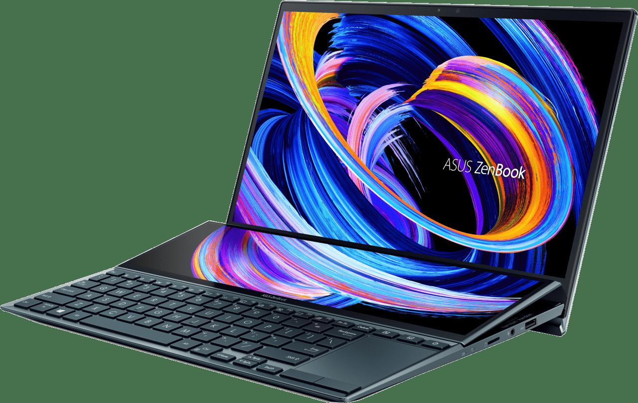 Celestial Blue Asus ZenBook Duo UX482EA-HY103R Laptop - Intel® Core™ i7-1165G7 - 16GB - 1TB SSD - Intel® Iris® Xe Graphics.2