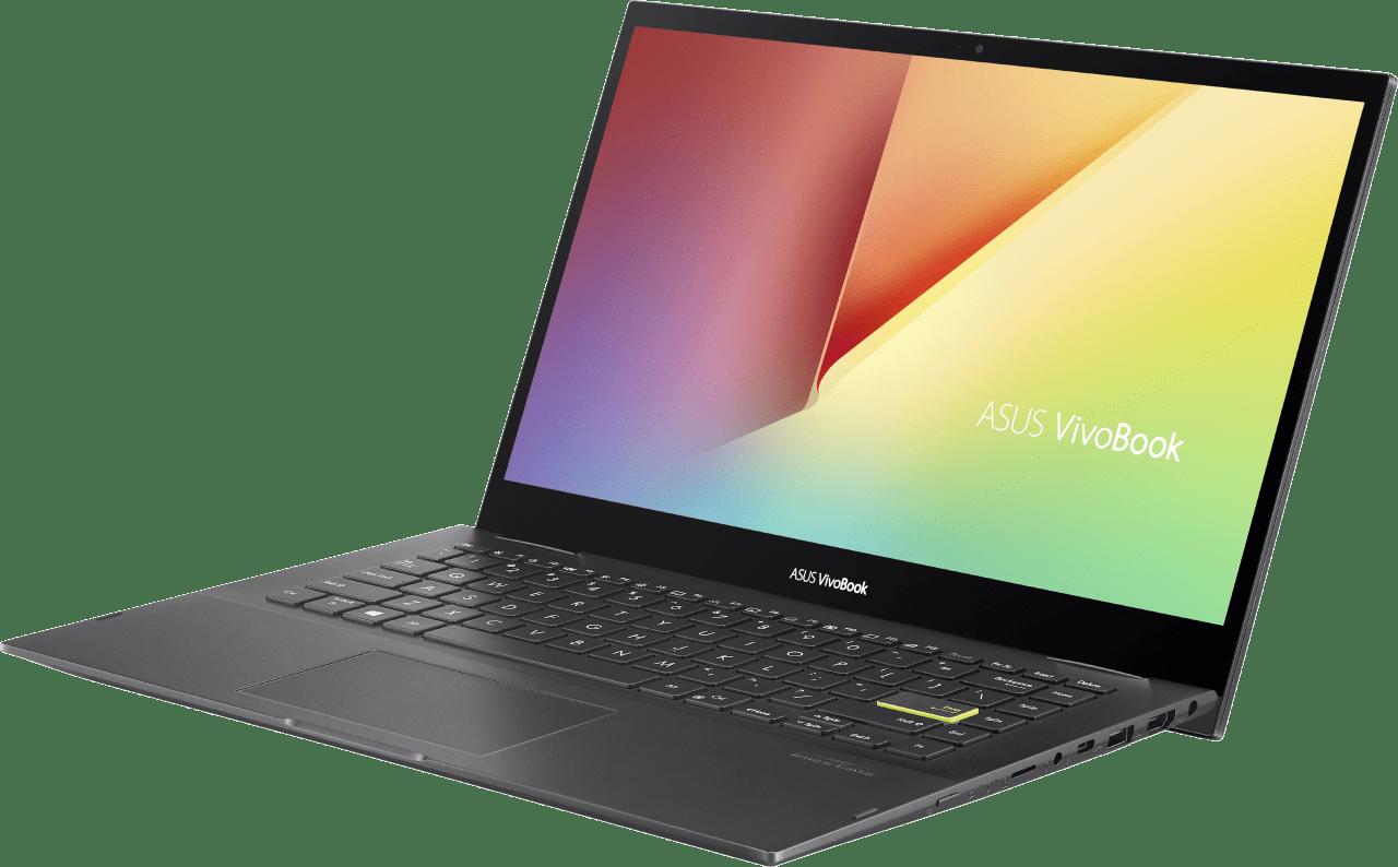Indie Black Asus VivoBook Flip 14 TP470EA-EC091R Convertible - Intel® Core™ i7-1165G7 - 16GB - 512GB SSD - Intel® Iris® Xe Graphics.3