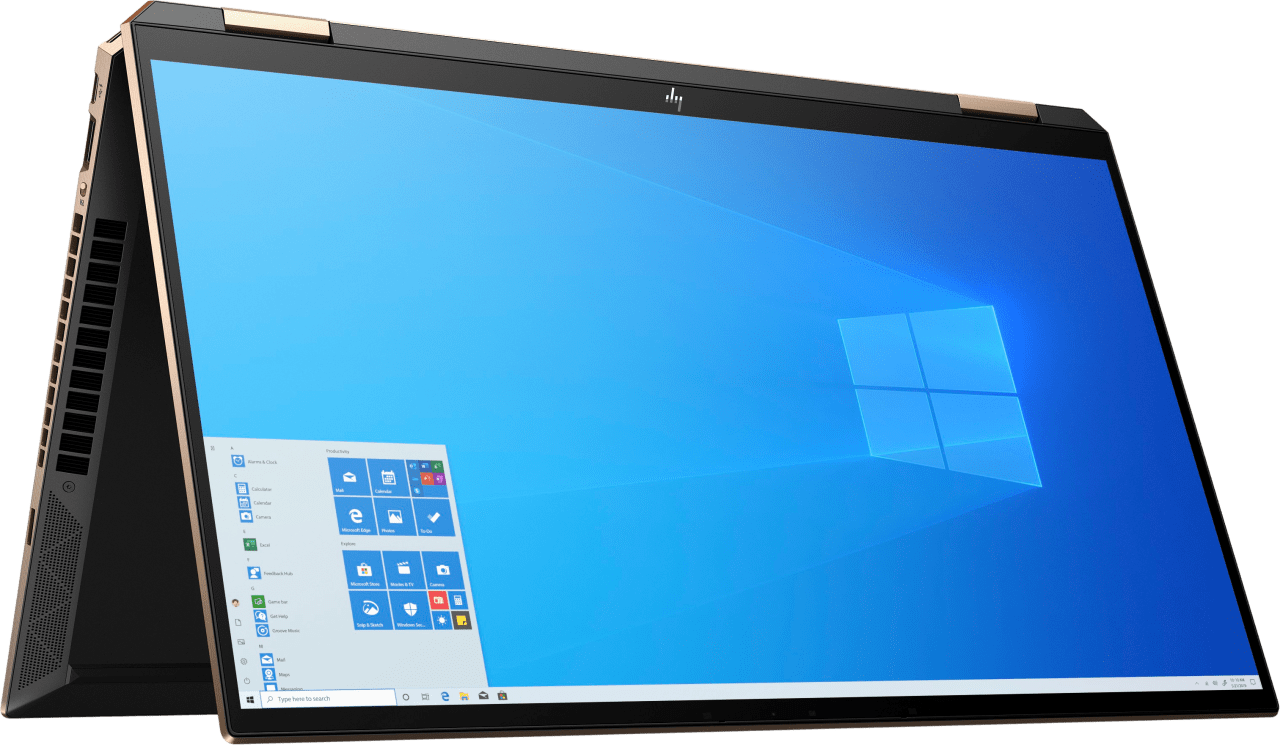 Nightfall Black HP Spectre x360 15-eb1075ng Convertible - Intel® Core™ i7-1165G7 - 16GB - 512GB PCIe - Intel® Iris® Xe Graphics.1