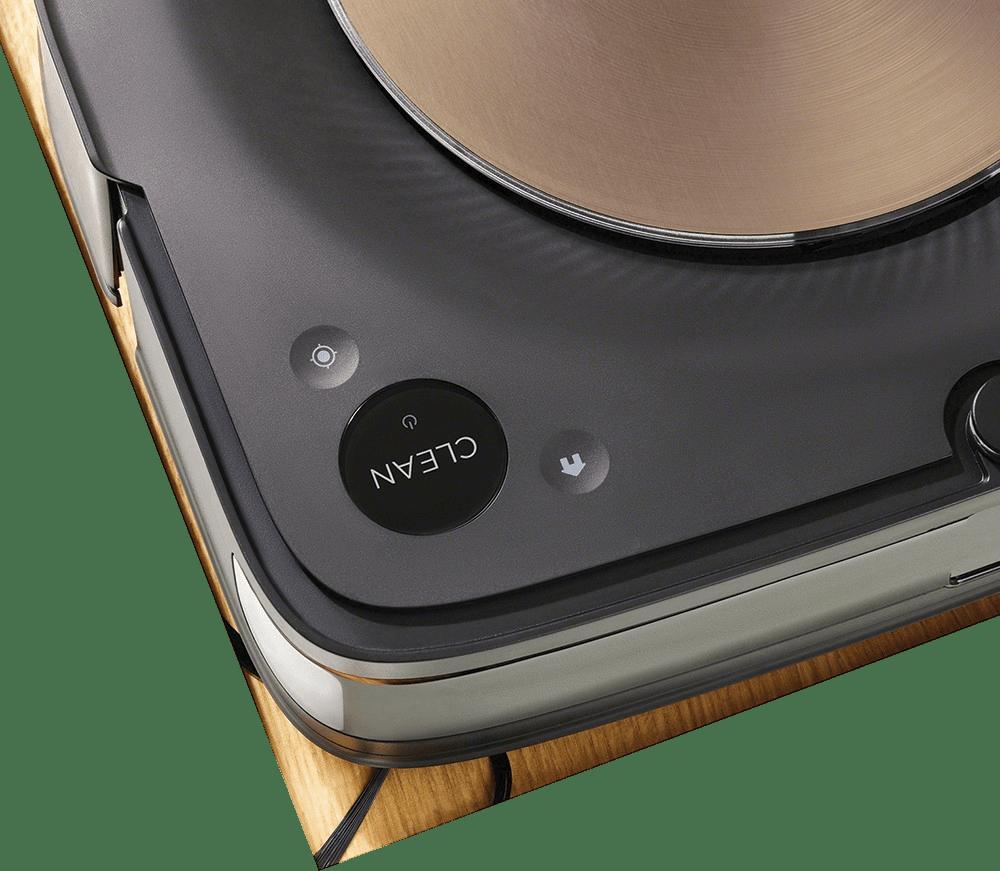 Black iRobot Roomba s9 Vacuum Cleaner Robot.2