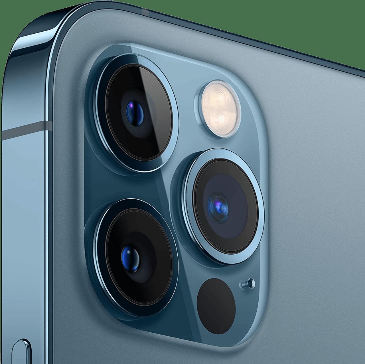 Pacific Blue Apple iPhone 12 Pro Max - 256GB - Dual Sim.4