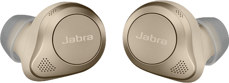 Beige Jabra Elite Active 85t Noise-cancelling In-ear Bluetooth Headphones.2