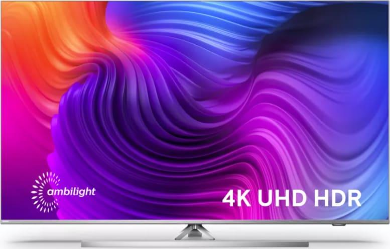 Helles Silber Philips TV 43 Zoll 43PUS8506/12 LED 4K UHD.1