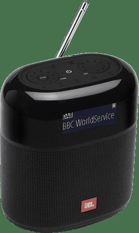 Schwarz JBL Tuner XL Portable DAB + Radio Portable DAB + Radio.4