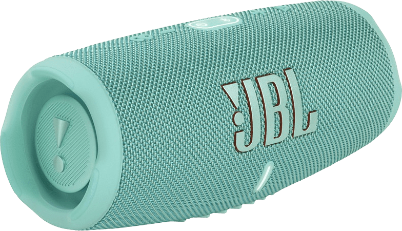 Teal Altavoz inalámbrico portátil JBL Charge 5 Portable - Bluetooth.2