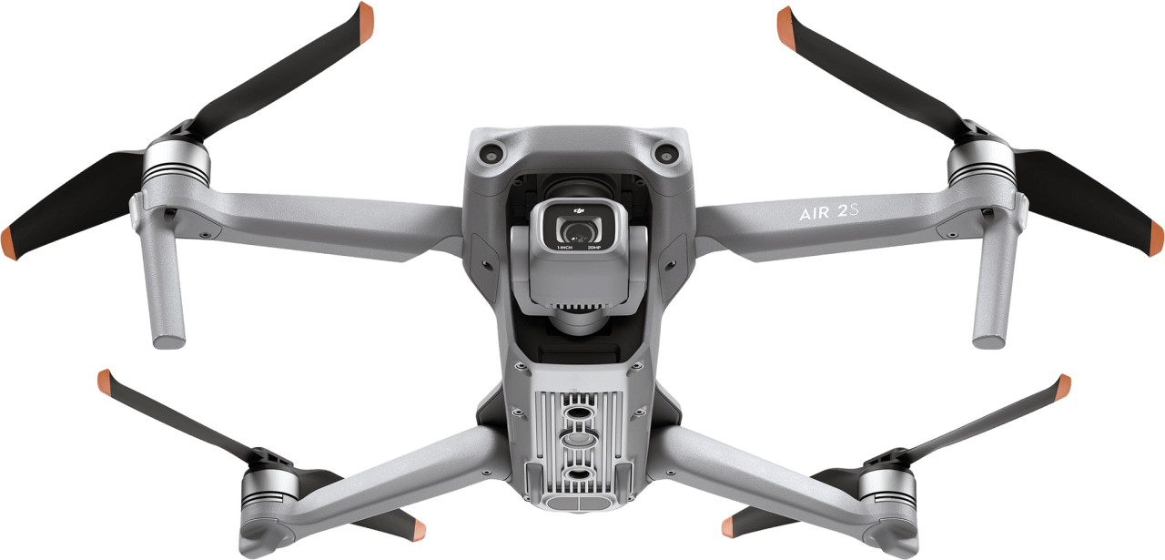 Grau DJI Air 2S Fly More Combo Drohne.5