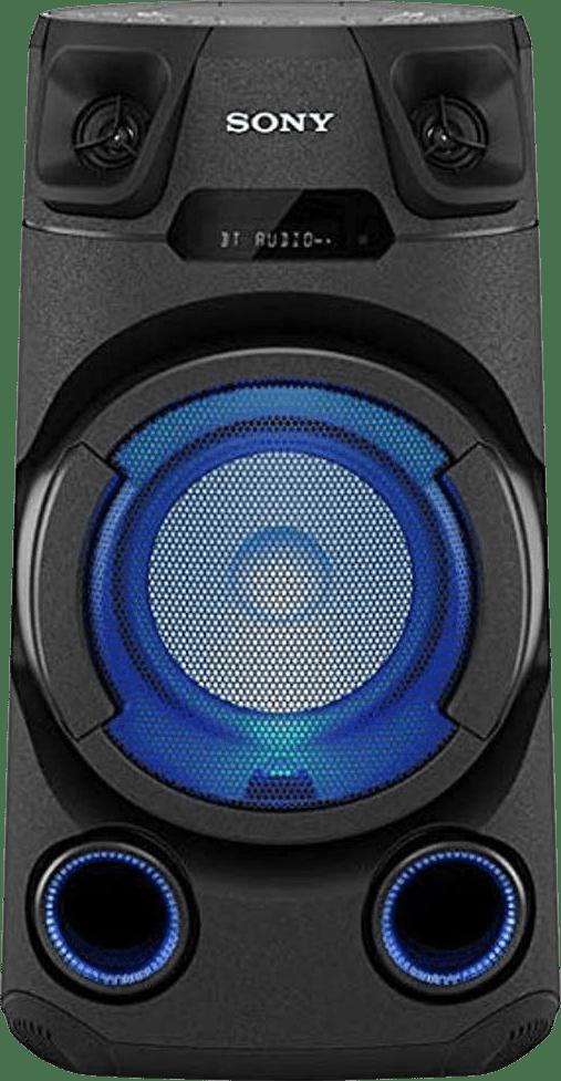 Schwarz Sony MHC-V13 Partybox Party Bluetooth Speaker.1