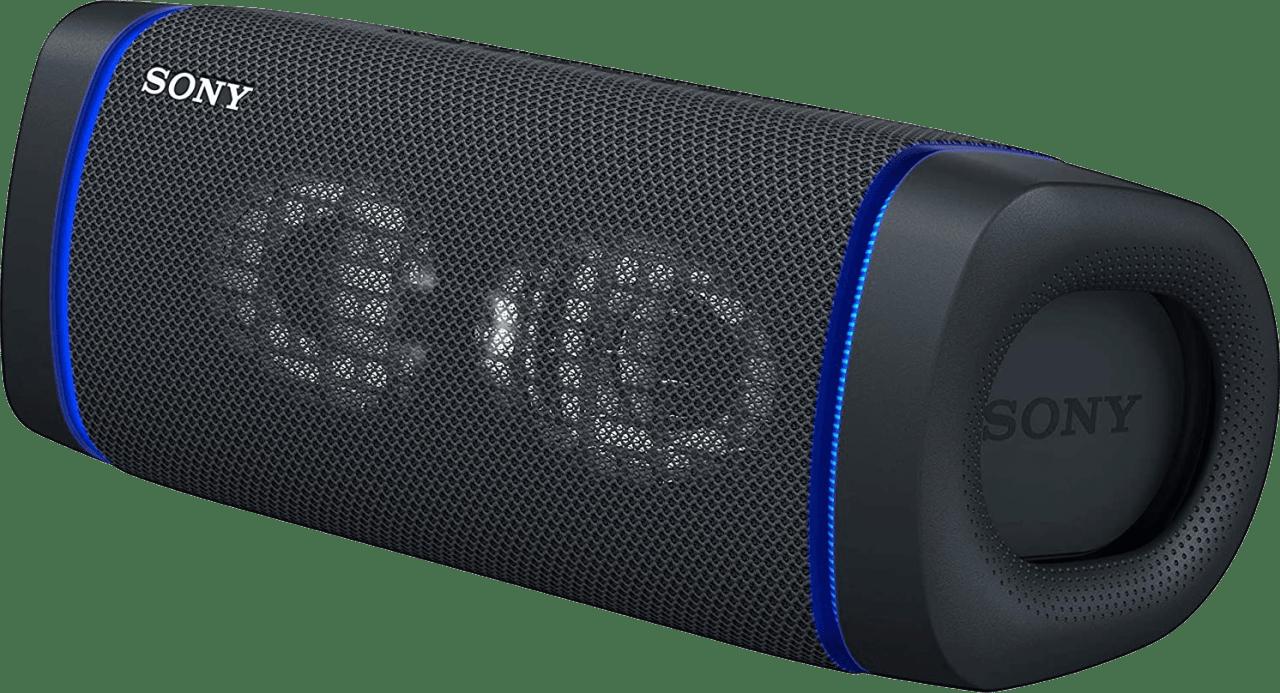 Black Sony SRS-XB33 EXTRA BASS Portable Bluetooth Speaker.2