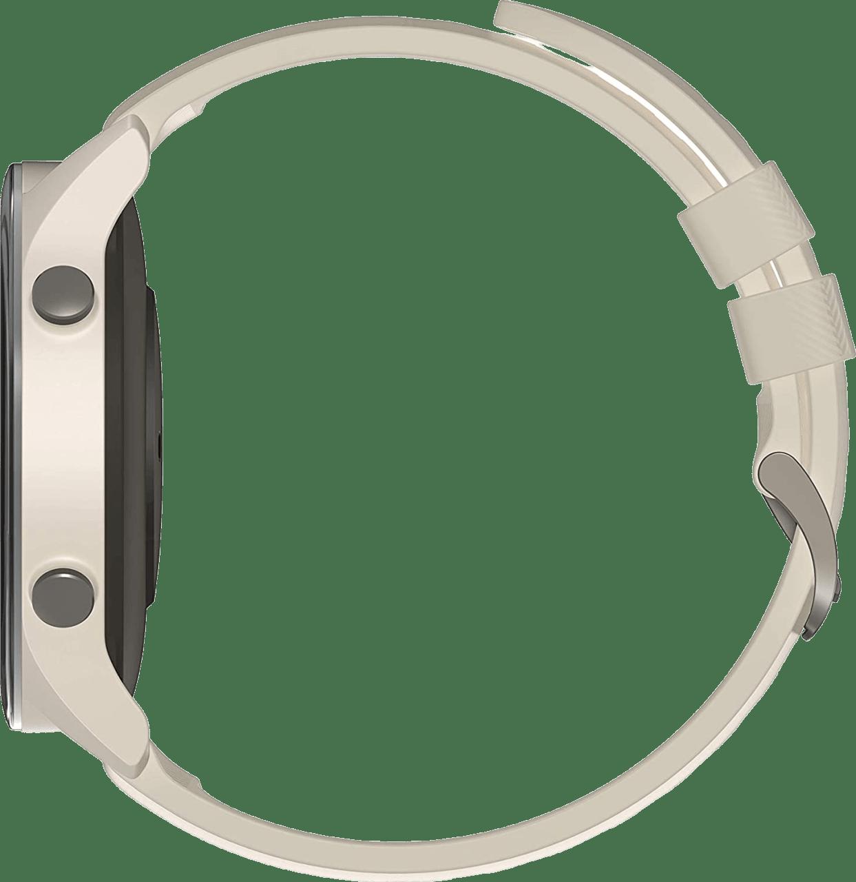 Beige Xiaomi Mi Watch, 46mm Glass Fiber Reinforced Case.4