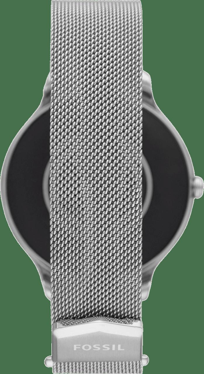 Silber Fossil Gen 5E Damen-Smartwatch, 42-mm-Edelstahlgehäuse.2
