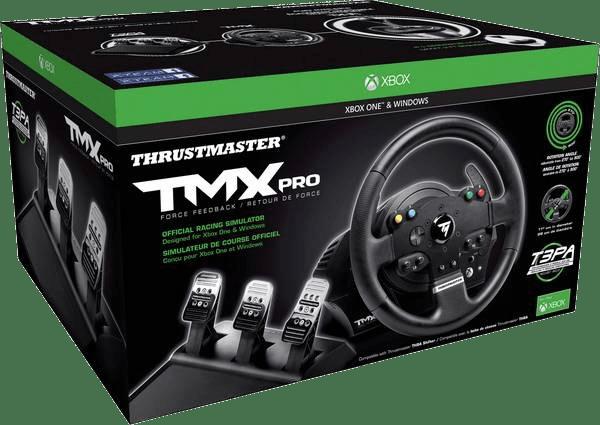 Zwart Thrustmaster TMX PRO Racing Stuur.4