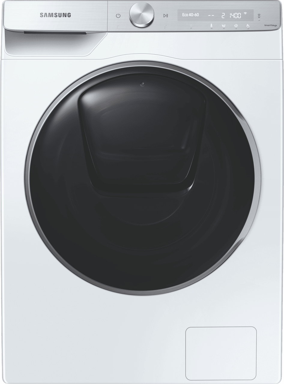 Weiß Samsung Waschmaschine WW81T956ASH/S2.1