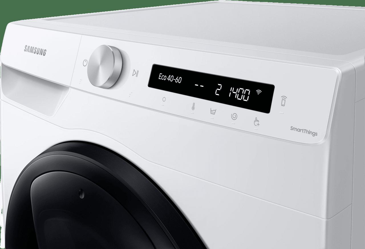 Weiß Samsung Waschmaschine WW81T554AAW/S2.2